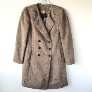 J.Crew Collection Alpaca Wool Pea Coat 00 #408